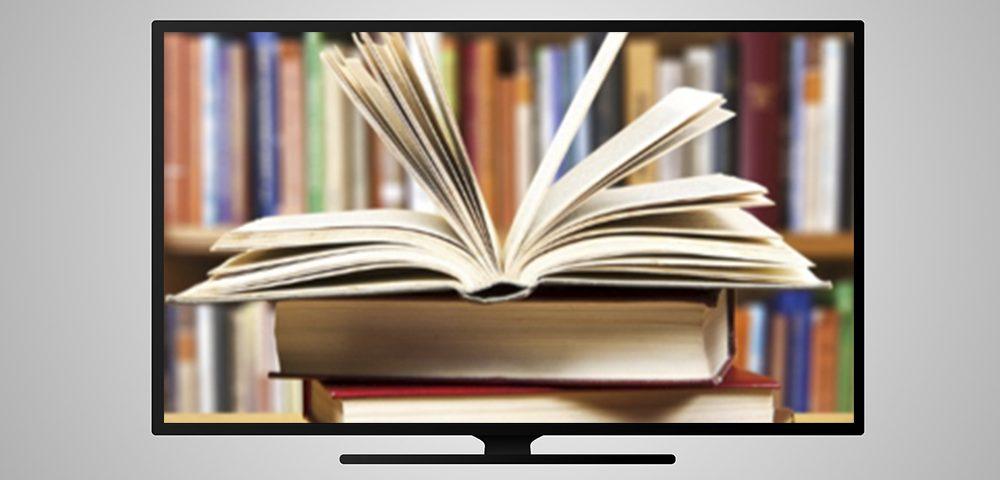 tv book - Sugestões de livros que viraram filme